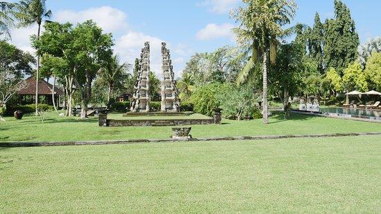 The Chedi Club Tanah Gajah, Ubud, Bali – a GHM hotel: Amphitheater