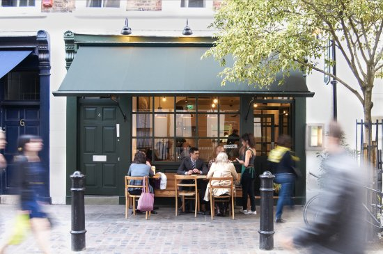 Honest Burgers Meard St Soho London Soho Updated