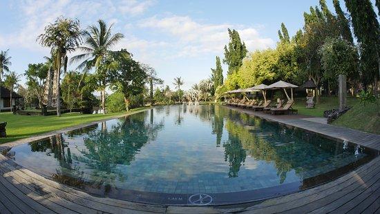 The Chedi Club Tanah Gajah, Ubud, Bali – a GHM hotel: Main Pool