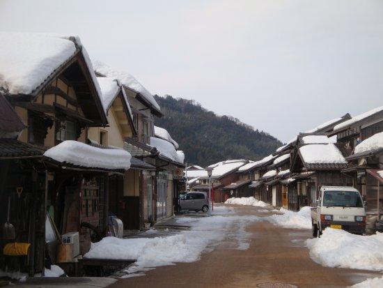 Kumagawashuku: 熊川宿