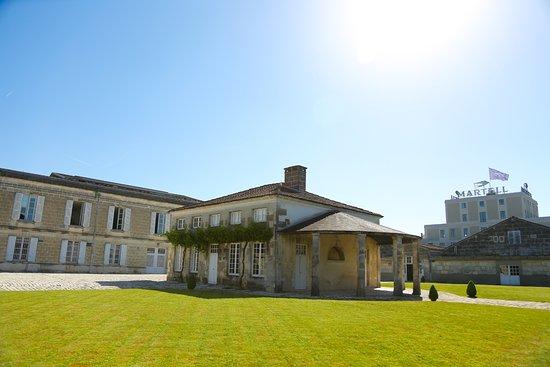 Martell Cognac's Visitors Center