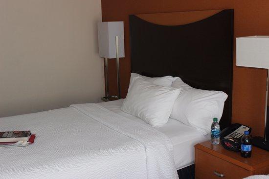 Strasburg, VA: Comfy beds!!