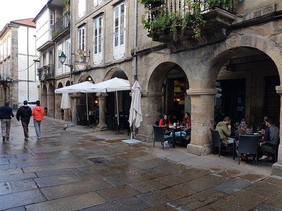 Restaurante cerveceria rua bella en santiago de compostela - Cocinas en santiago de compostela ...
