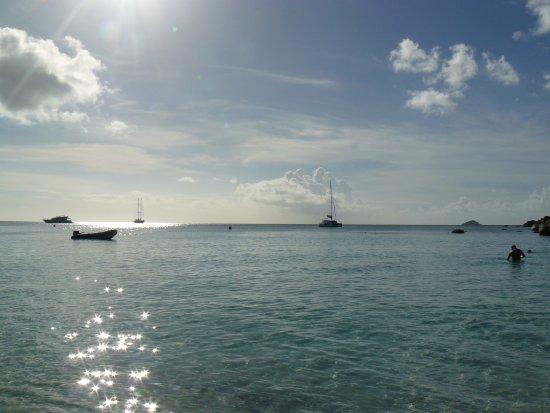 Pulau Praslin, Seychelles: Anse Lazio