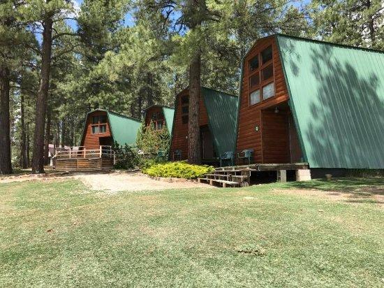 Echo Basin Cabin and RV Resort-billede