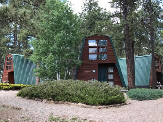 Echo Basin Cabin and RV Resort: cabins