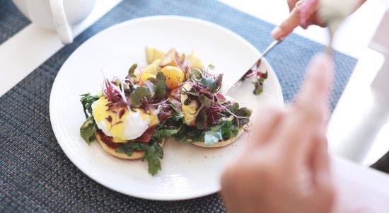 Rosedon Hotel: Huckleberry Restaurant Breakfast