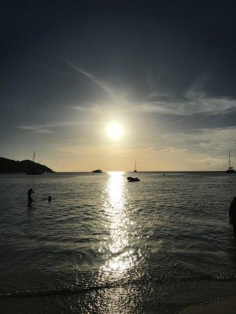 Praslin, Seychellerna: Anse Lazio