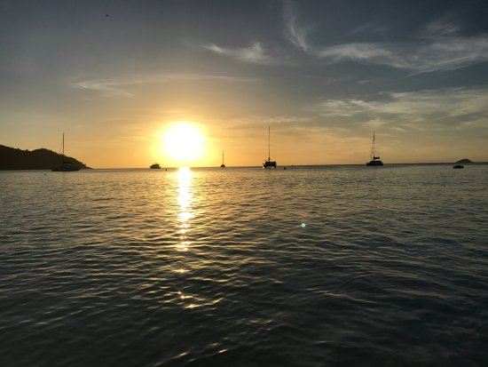 Praslin Island, Seychelles: Anse Lazio