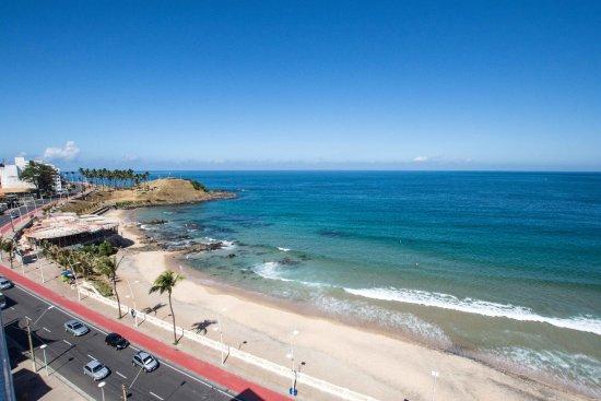 Monte Pascoal Praia Hotel Salvador: Vista Varanda Apto Luxo