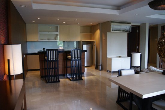 Le Grande Bali: great, clean and large room