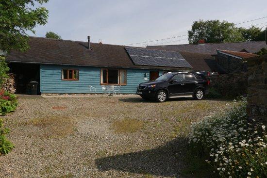 Shelve, UK: Cranberry Cottage