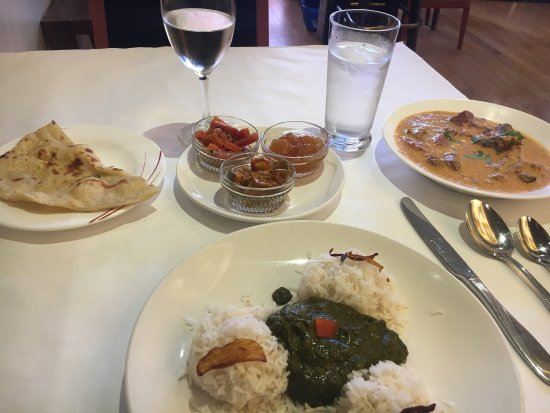 Ajanta distinctive indian cuisine berkeley omd men om for Ajanta indian cuisine