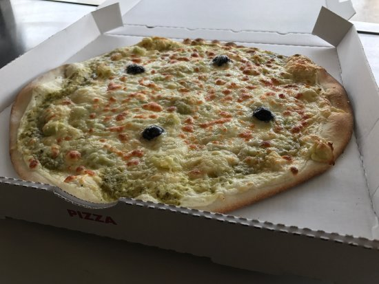 Vaucluse, Fransa: Gael pizza ( gaoul pizza )