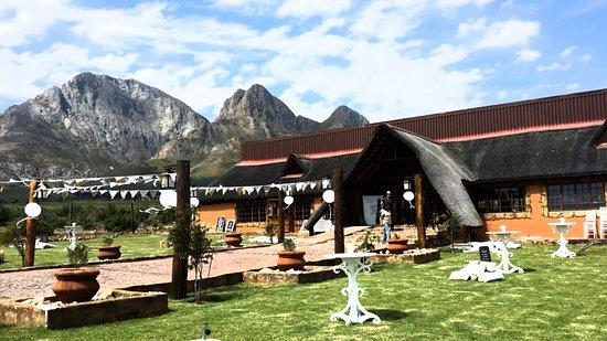 Fairy Glen Private Game Reserve : Reception / Gate Lodge