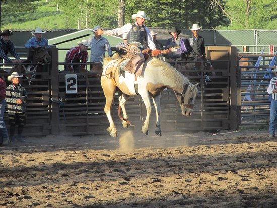 Snowmass Rodeo : Bronco
