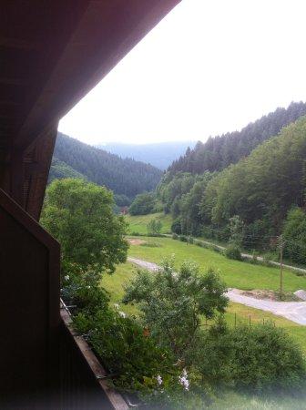 Oberwolfach, Alemanha: Uizicht balkon