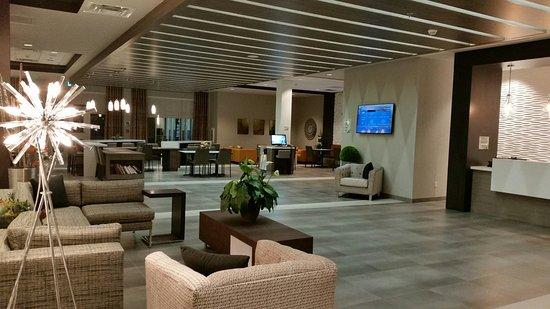 Dieppe, كندا: Lobby