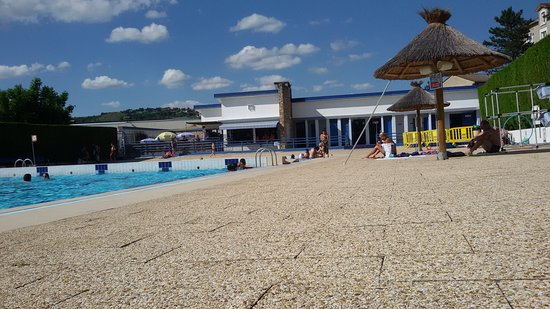 Piscine intercommunale des Roches de Condrieu