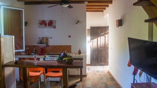 Principe del Pacifico: Duplex Apartment with terrace