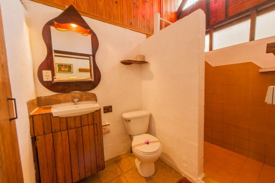 Cabinas Monte Sol: Bathroom