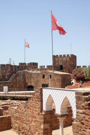 Castelo de Silves: vestiges maures