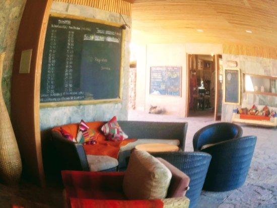 Hotel Cumbres San Pedro de Atacama: Launch exterior