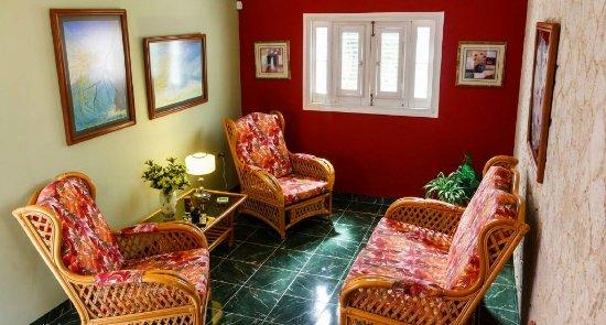 La Casa de Marytere : Sala Apartamento II