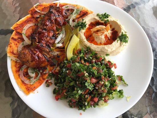 Sahara Arabic Grill and Falafel : photo0.jpg