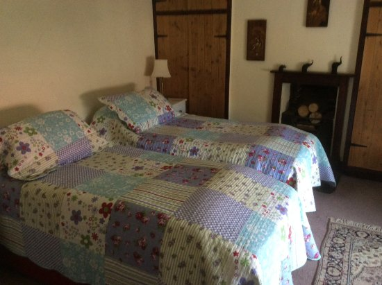 Kirton in Lindsey, UK: Twin or king size bedroom