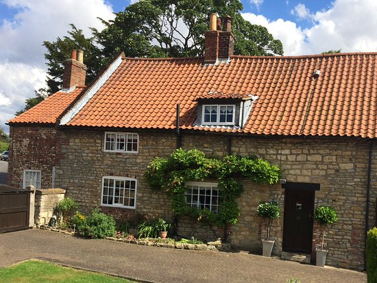 Kirton in Lindsey, UK: Grade 2 listed house dating back to 1646