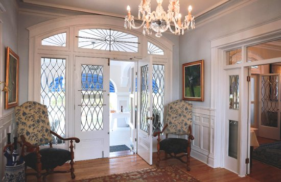 Rosedon Hotel: Main House Entrance Foyer