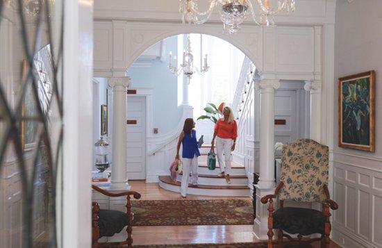 Rosedon Hotel: Main House Lobby