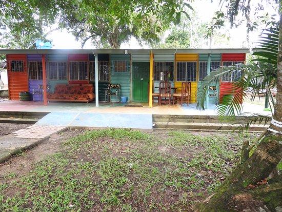 puerto asis colombia jardn exterior de la casa hostal