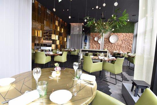 Decoratie picture of restaurant joelia by mario ridder