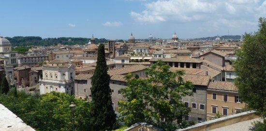 vue de la terrasse - Picture of Terrazza Caffarelli, Rome - TripAdvisor