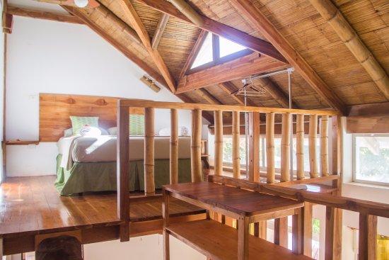 Principe del Pacifico: Duplex Apartment with balcony - king bed