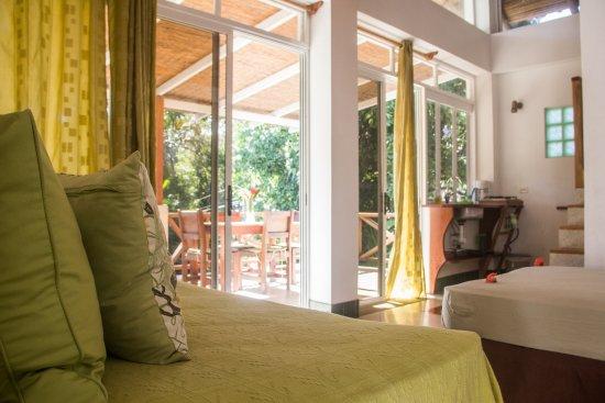 Principe del Pacifico: Duplex Apartment with balcony - queen beds