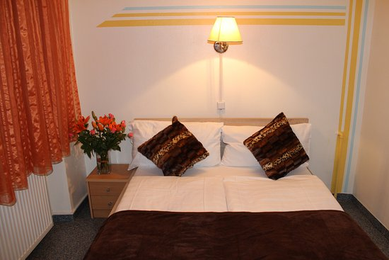 Westend City Hostel: Privatzimmer