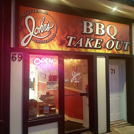 Bowmanville, Canada: Stuttering John's Smokehouse