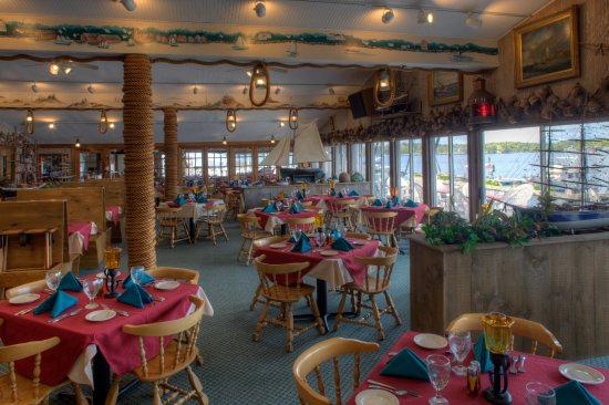 Brown's Wharf Inn-billede