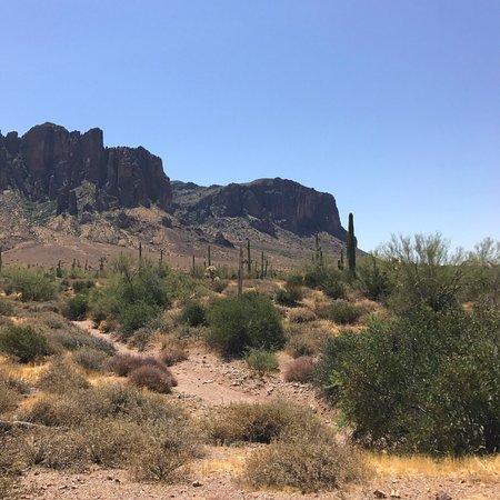 Apache Junction, AZ: Discovery Trail