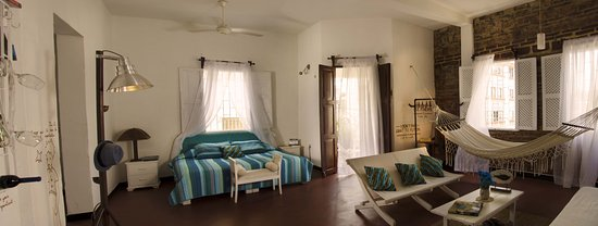 the place to sleep in santa marta - Review of Casa del