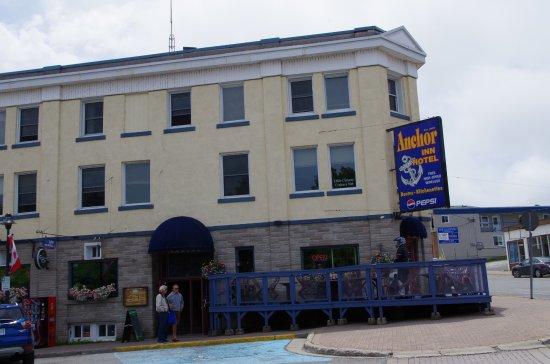 Anchor Inn Hotel Little Current On
