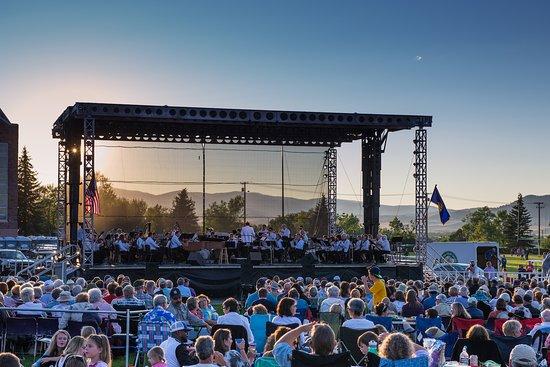 Symphony Under the Stars, Helena, Montana