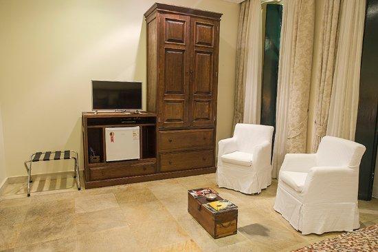 A Casa das Portas Velhas: Suíte Luxo