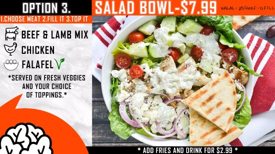 Hurst, Τέξας: Our Salad Bowl Option