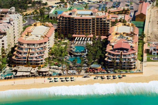 Villa del Palmar Beach Resort & Spa Los Cabos: Aerial View.