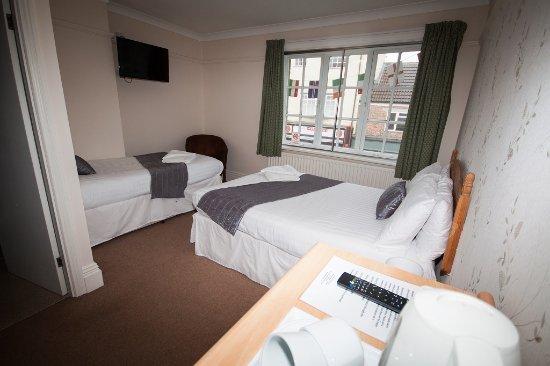 The Fox Inn: Room 3 Family en-suite