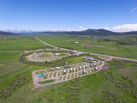 Fireside Buffalo Valley Rv Park Updated 2019 Campground Reviews Moran Wy Tripadvisor
